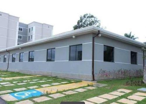 apartamento residencial à venda, vila alzira, guarulhos. - ap2351