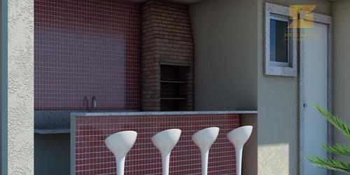 apartamento residencial à venda, vila alzira, guarulhos. - codigo: ap2861 - ap2861