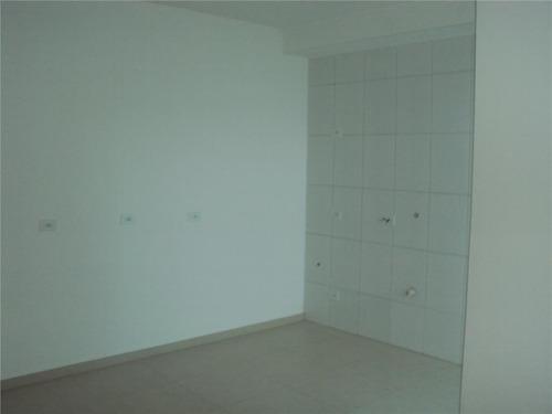 apartamento  residencial à venda, vila alzira, santo andré. - ap0306
