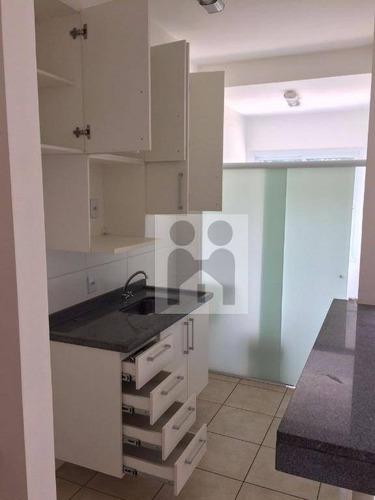 apartamento residencial à venda, vila amélia, ribeirão preto. - ap0730