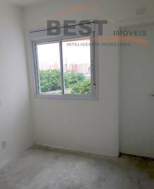 apartamento residencial à venda, vila anastácio, são paulo. - ap4140