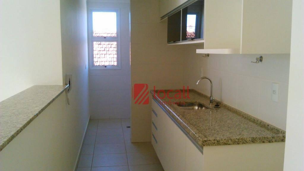 apartamento residencial à venda, vila anchieta, são josé do rio preto. - ap0818