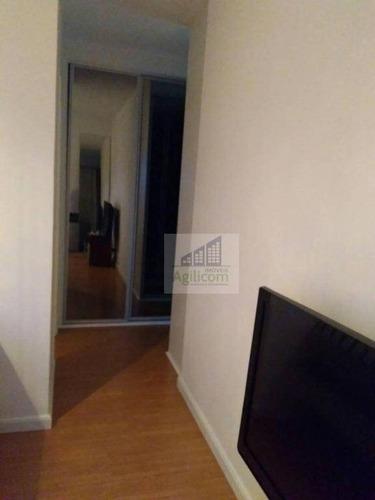 apartamento residencial à venda, vila andrade, são paulo. - ap0079