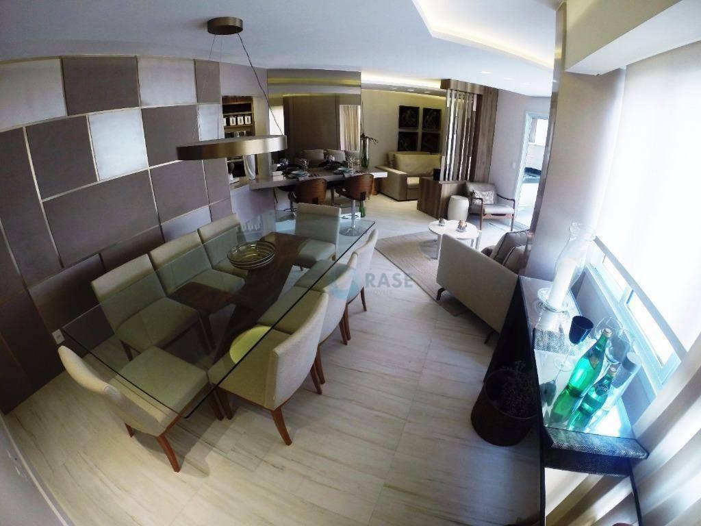 apartamento residencial à venda, vila andrade, são paulo. - ap0569