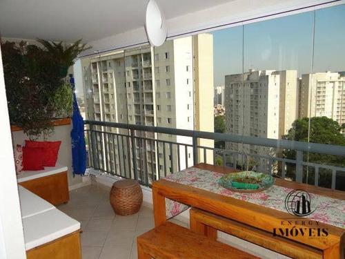 apartamento residencial à venda, vila andrade, são paulo. - ap0971