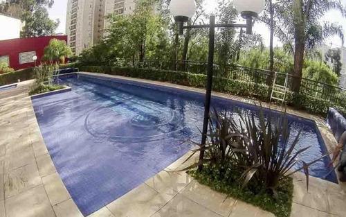 apartamento residencial à venda, vila andrade, são paulo - ap2555.