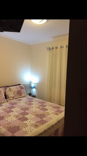 apartamento residencial à venda, vila antonieta, são paulo. - ap1159