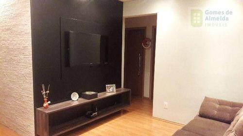 apartamento residencial à venda, vila apiaí, santo andré. - codigo: ap2649 - ap2649