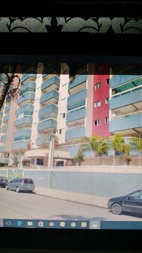 apartamento residencial à venda, vila assunção, praia grande