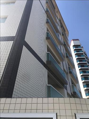 apartamento residencial à venda, vila assunção, praia grande. - ap0991