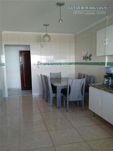 apartamento  residencial à venda, vila assunção, praia grande. - codigo: ap1009 - ap1009