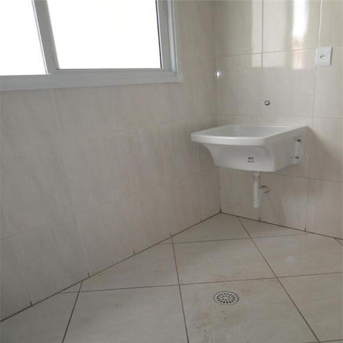 apartamento residencial à venda, vila assunção, praia grande. - codigo: ap4108 - ap4108