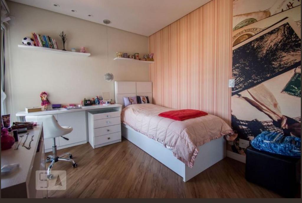 apartamento residencial à venda, vila assunção, santo andré. - ap1439