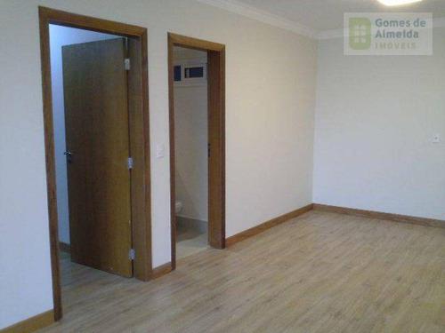 apartamento residencial à venda, vila assunção, santo andré - ap1476. - ap1476
