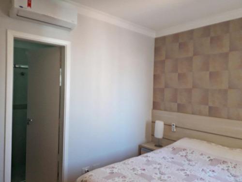 apartamento residencial à venda, vila assunção, santo andré. - ap1506
