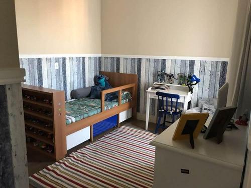 apartamento residencial à venda, vila assunção, santo andré. - ap1516