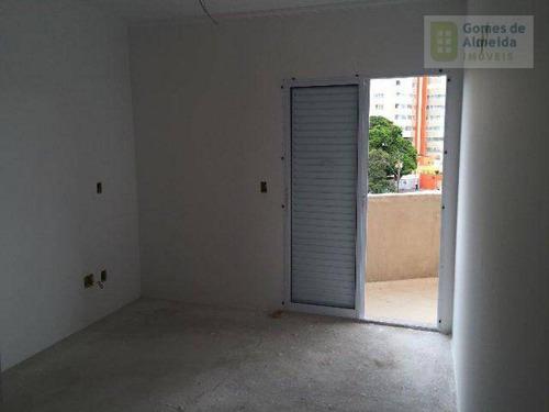 apartamento residencial à venda, vila assunção, santo andré - ap1642. - ap1642
