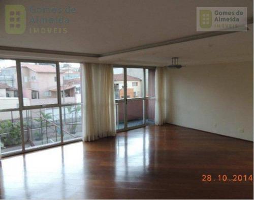 apartamento residencial à venda, vila assunção, santo andré - ap1708. - ap1708