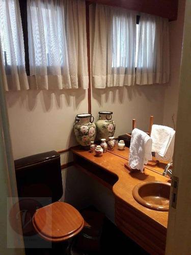 apartamento residencial à venda, vila assunção, santo andré. - ap8281