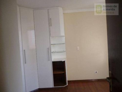 apartamento residencial à venda, vila assunção, santo andré. - codigo: ap2651 - ap2651