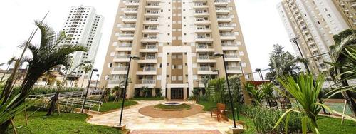 apartamento residencial à venda, vila augusta, guarulhos. - ap1004