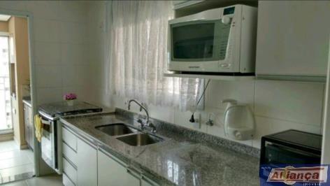 apartamento residencial à venda, vila augusta, guarulhos. - ap1158