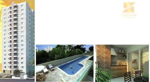 apartamento residencial à venda, vila augusta, guarulhos. - codigo: ap3292 - ap3292