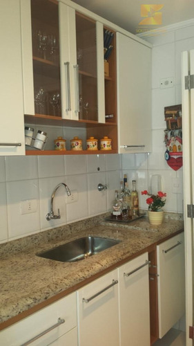 apartamento residencial à venda, vila augusta, guarulhos. - codigo: ap3367 - ap3367