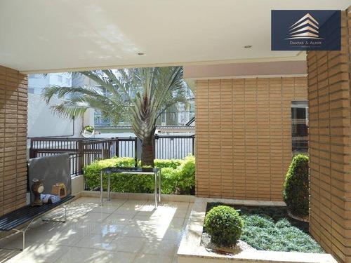apartamento residencial à venda, vila augusta, guarulhos, condomínio manaca. - ap0275