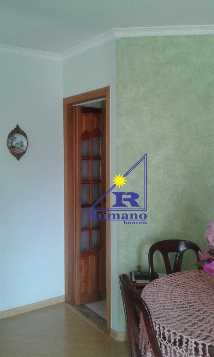 apartamento residencial à venda, vila azevedo, são paulo. - ap0366