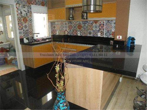 apartamento residencial à venda, vila baeta neves, são bernardo do campo - ap0243. - ap0243