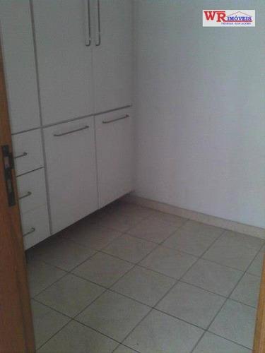 apartamento  residencial à venda, vila baeta neves, são bernardo do campo. - ap0603