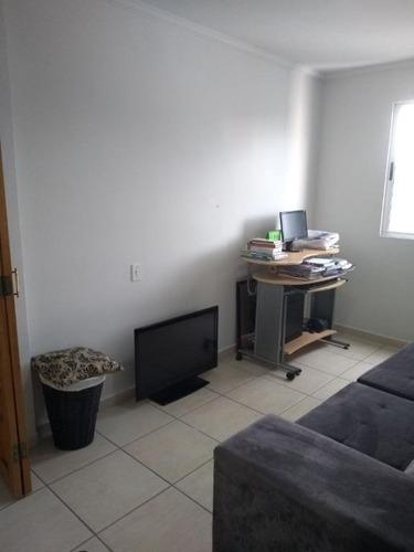 apartamento residencial à venda, vila baeta neves, são bernardo do campo. - ap1540