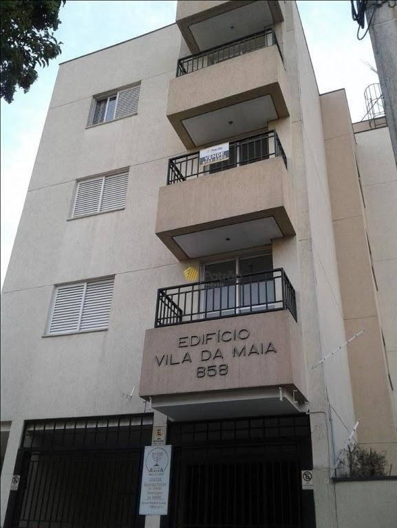 apartamento residencial à venda, vila baeta neves, são bernardo do campo. - ap1888