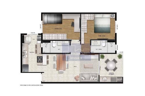apartamento residencial à venda, vila baeta neves, são bernardo do campo. - codigo: ap0010 - ap0010
