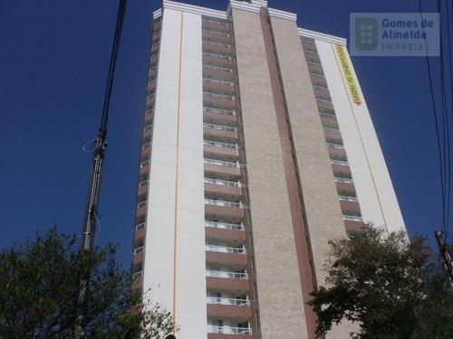 apartamento residencial à venda, vila bastos, santo andré - ap0811. - ap0811