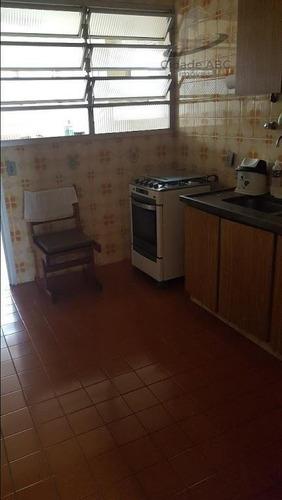 apartamento residencial à venda - vila bastos, santo andré. - ap1154