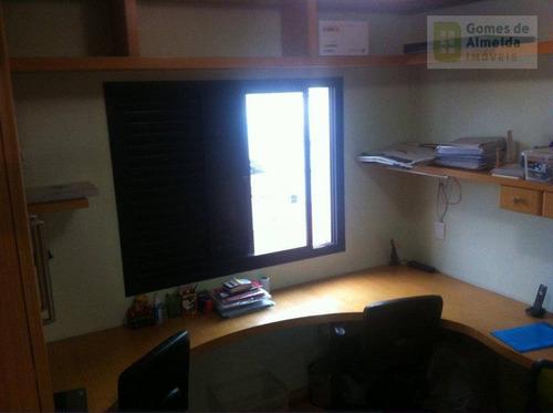 apartamento residencial à venda, vila bastos, santo andré - ap1421. - ap1421
