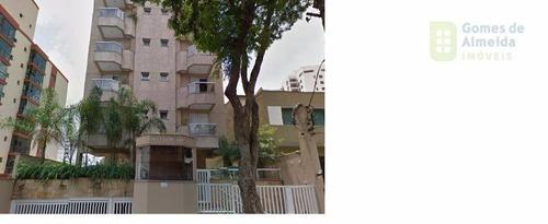 apartamento residencial à venda, vila bastos, santo andré. - codigo: ap2762 - ap2762