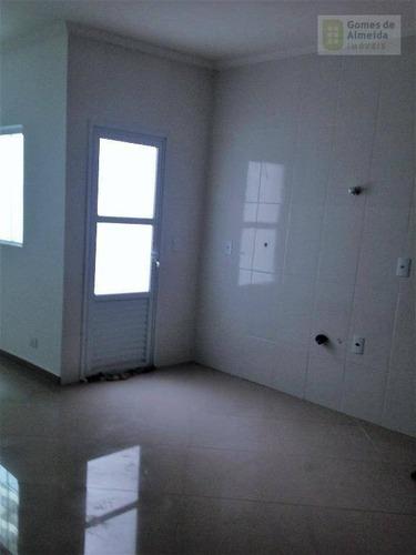 apartamento residencial à venda, vila bastos, santo andré. - codigo: ap2962 - ap2962