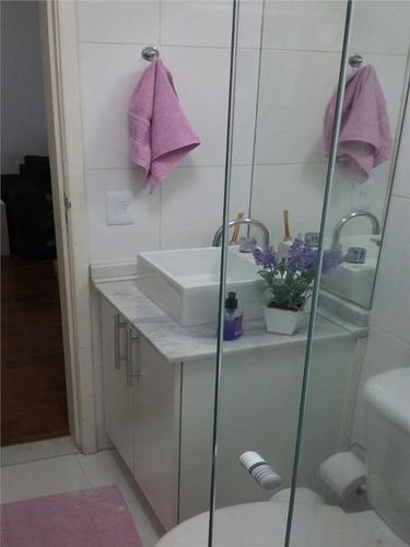 apartamento residencial à venda, vila bela, são paulo. - codigo: ap0035 - ap0035