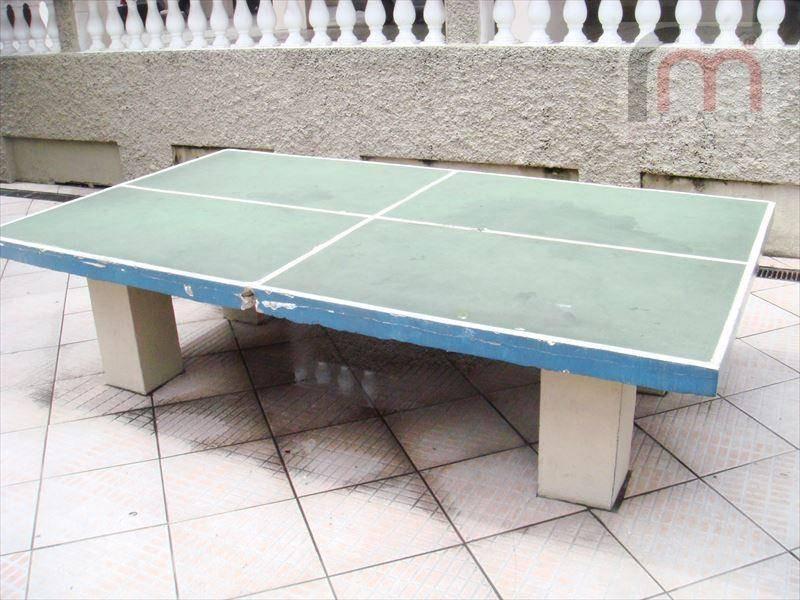 apartamento residencial à venda, vila belmiro, santos - ap0577. - ap0577