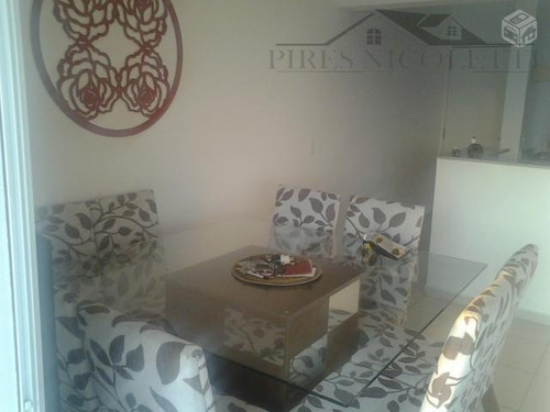apartamento residencial à venda, vila belmiro, santos. - ap0635
