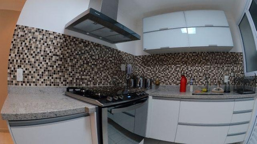 apartamento residencial à venda, vila belmiro, santos. - ap0979
