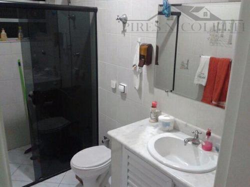 apartamento  residencial à venda, vila belmiro, santos. - ap3909