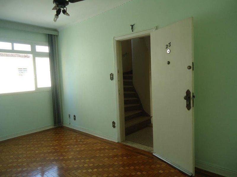 apartamento residencial à venda, vila belmiro, santos - bs imóveis