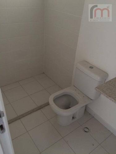 apartamento  residencial à venda, vila belmiro, santos. - codigo: ap1661 - ap1661