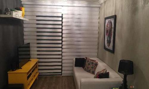 apartamento residencial à venda, vila bertioga, são paulo. - ap1220