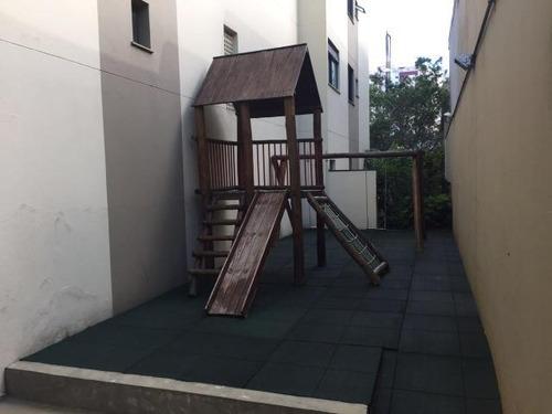 apartamento residencial à venda, vila bertioga, são paulo. - ap1406