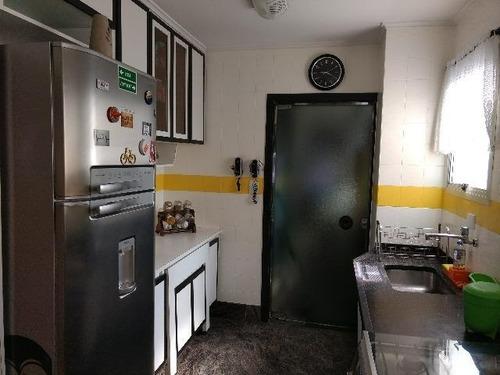 apartamento residencial à venda, vila bertioga, são paulo. - ap1618